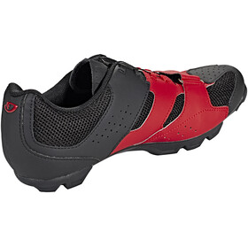 Giro Cylinder - Chaussures Homme - rouge/noir